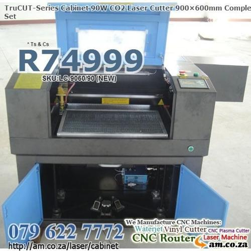 CNC 90W 900×600 Laser Cutting Machine For Conquering