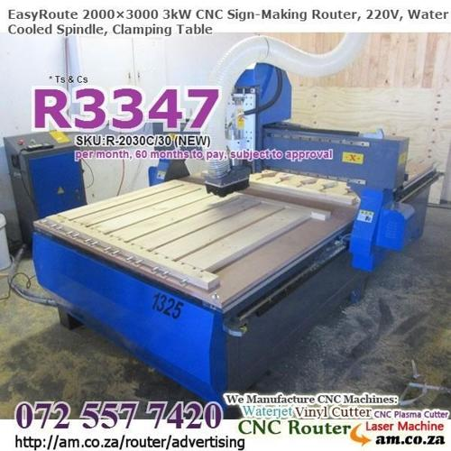 CNC Router for Sale, 3 Axis CNC Advertising Router,