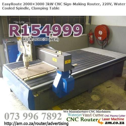 CNC Router for Sale, 3 Axis CNC Signmaking Routering