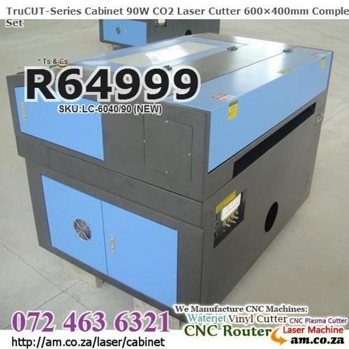 CO2 600×400 Laser Cutting Engraver For Optimised