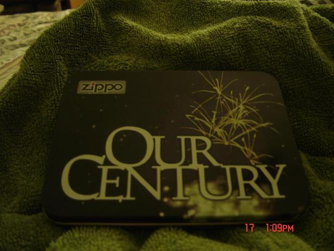 Collectors ZIPPO Millenium