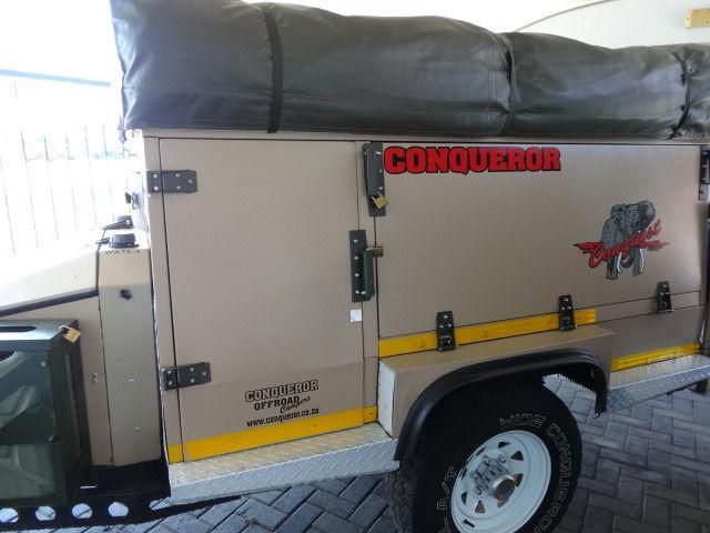 Conquerer Conquest off Road trailer 2007 R88900.00