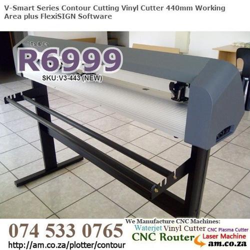 Contour Cutter Vinyl Cutter 4 Sale(New),Support USB