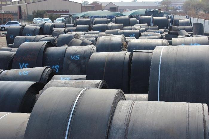 conveyor belt,scrap belt,rubber belt,steelcord belt