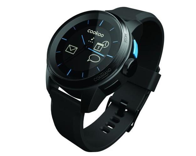 Cookoo smartwatch-for Android n iPhone