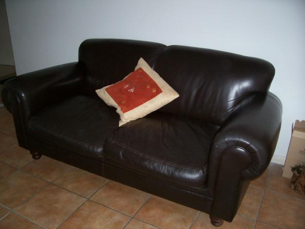 CORICRAFT 2 SEATER LEATHER SOFA For Sale In Cape Town Western Cape
