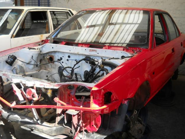 Corolla Bubble- Stripping for spares