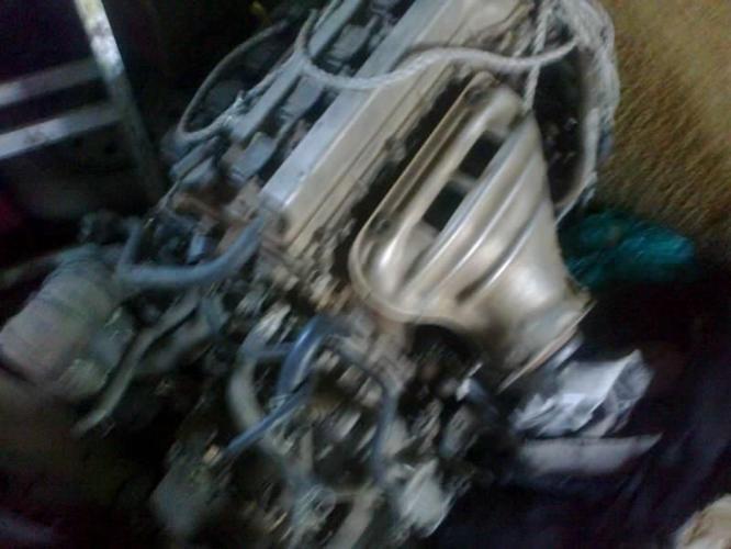 Corolla runX 1.4i engine
