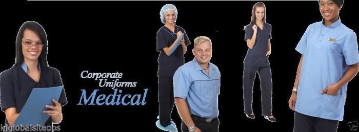 corporate unifor, nursing uniforms spa uniforms
