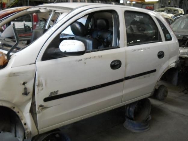 Corsa Gamma- stripping for spares
