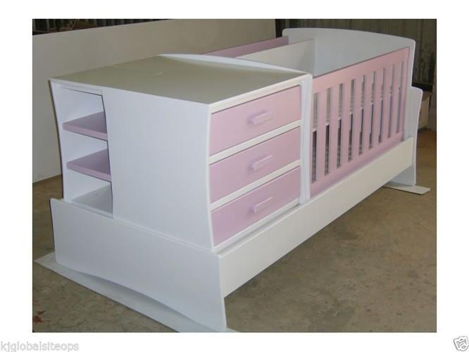 Cot/5 in 1Baby Room Set - Sale Price R 6291 - Save 10 %