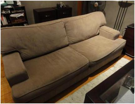 Couch 2.1m x 1.02m