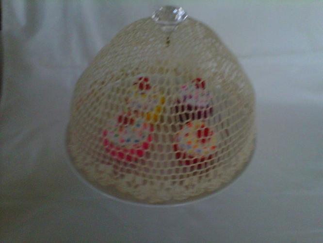 Crochet Cake Dome