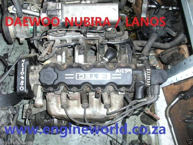 Daewoo Lanos A15SMS engine[used/imported]
