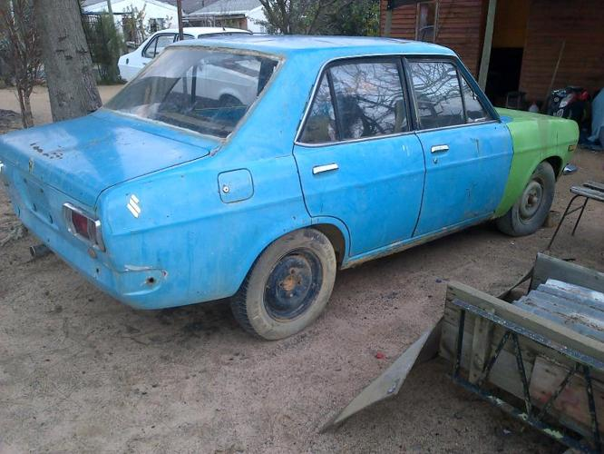 Datsun 1200 Use for running or parts complete for Sale in