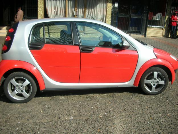 Dear Buyers, I am selling an 2005 Smart For Four 1.5