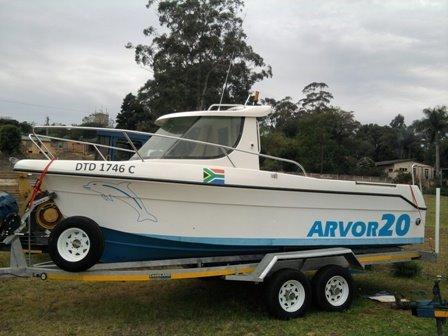Deep sea fishing boat for sale in durban kwazulu natal for Deep sea fishing boats for sale