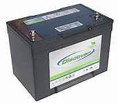 Deepcycle and marine batteries