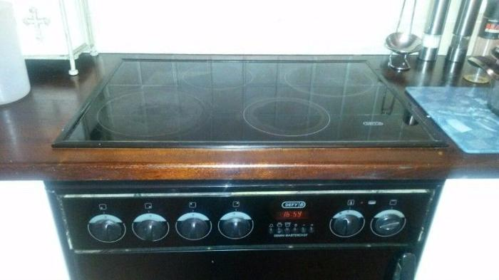 Defi electric stove