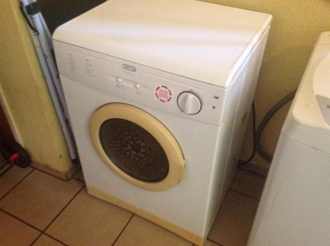 Defy Auto dryer
