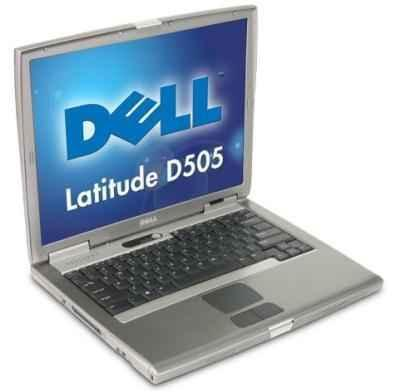 Dell Latitude D505 - Gooood Laptop