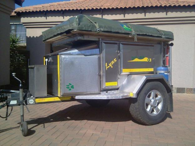 Unique New GT CAMPERS OFFROAD TOURING TRAILER Camper Trailers For Sale