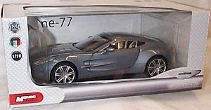 Die Cast 1:18 Aston Martin One77 Coupe
