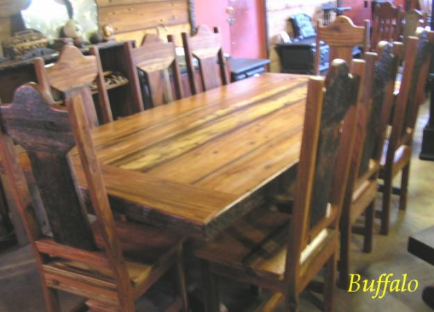 Dining Room Set Sleeper Wood For Sale In Pretoria