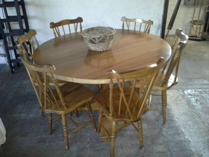 Dining table and chairs for sale in cape town western