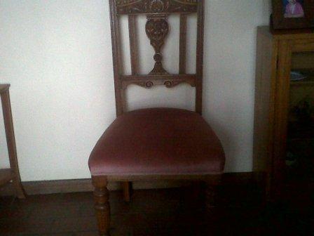 Dinning Room Chairs Hepplewhite