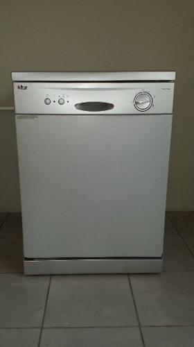 Dishwasher Bauer silver