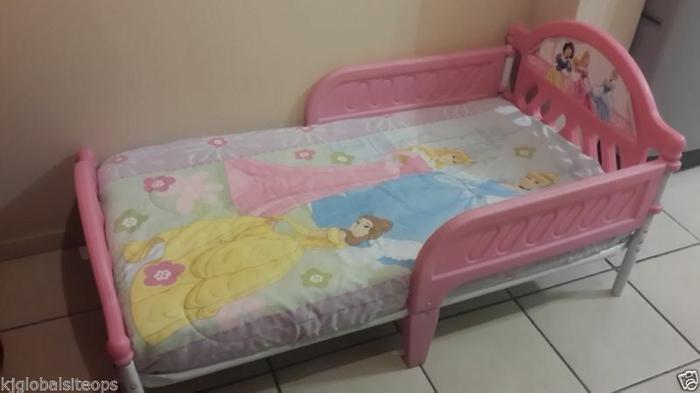 Disney Kids Bed
