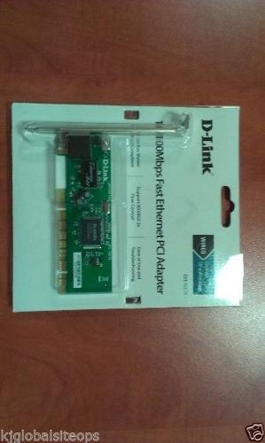 Dlink DFE-520TX 10/100 Fast Ethernet PCI Network Card