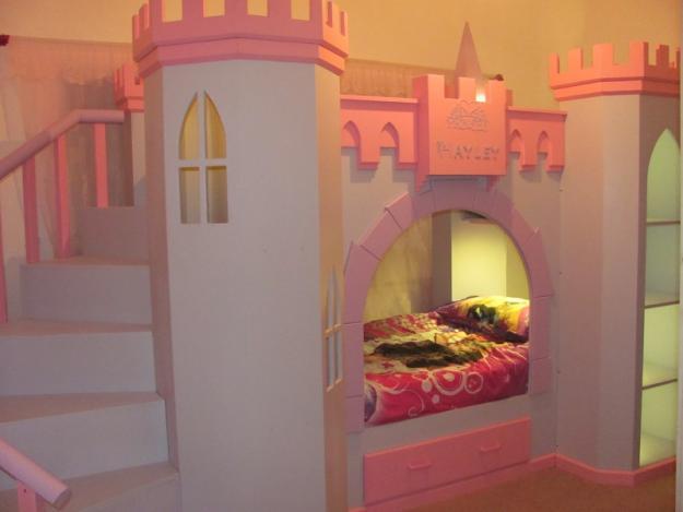Dream Castle Bed For Girls For Sale In Pretoria Gauteng