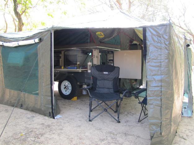 Wonderful Camper Trailer For Sale   Trailers  62933658  Junk Mail