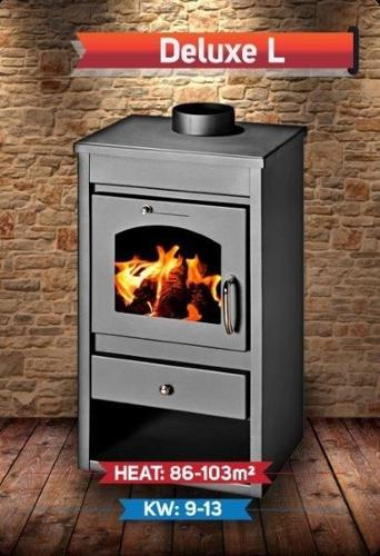European Double-combustion fireplace on SPECIAL R 4990