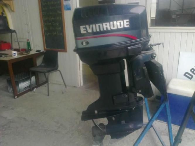 Evinrude 115 Hp 2 stroke for Sale in Knysna, Western Cape Classified