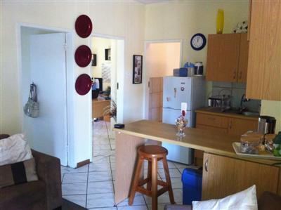 F2447. Two Bedroom Apartment In A Security Complex 1km