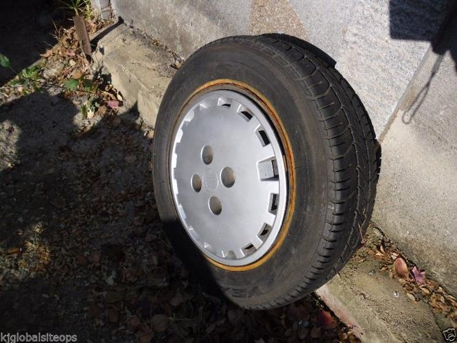 Fait Uno rims and tyres