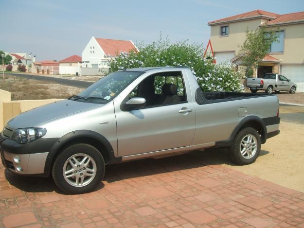 Fiat Strada ELX 1.6