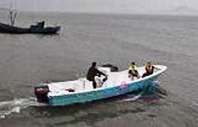 fiberglass fishing boat7.6m,panga boat