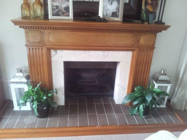 Fireplace surround for sale