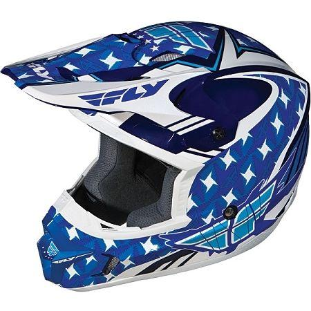 Fly MX/Offroad helmet and boots