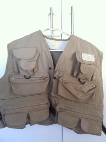 Flyfishing jacket