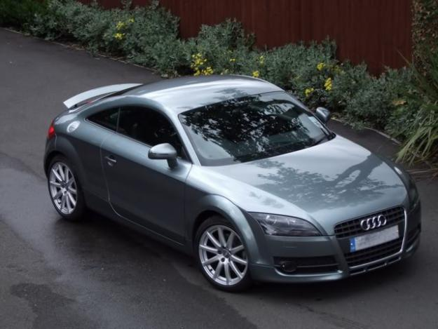 for sale 2008 audi tt coupe fsi dsg 28 000km for sale in cape town western cape. Black Bedroom Furniture Sets. Home Design Ideas