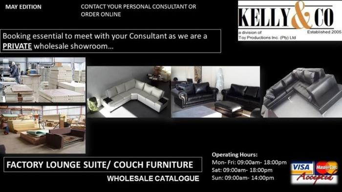 For an amazing Lounge suite at affordable wholesale