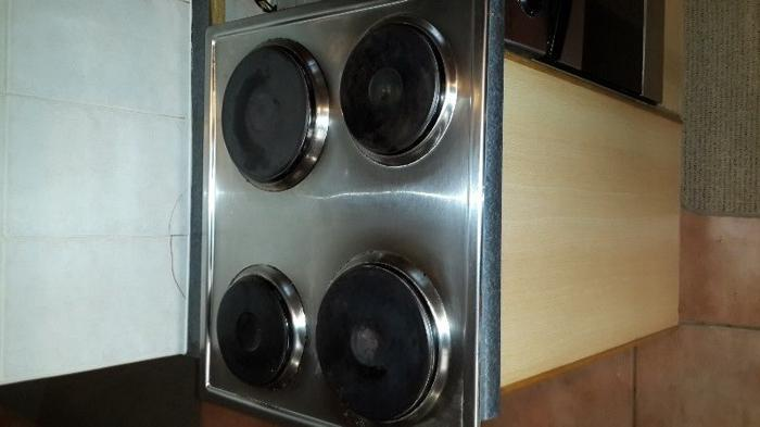 FOR SALE - Defy 600 HOB solid 4-plate stove