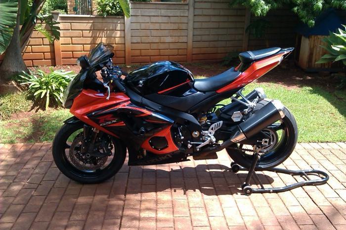 For sale suzuki gsx r 1000 for sale in pretoria gauteng for Suzuki gsxr 1000 motor for sale