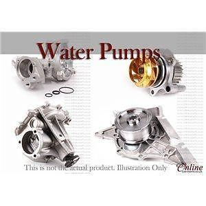 Ford Ka   On Water Pump