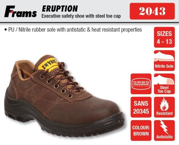 FRAMS Safety shoes and Boots for sale